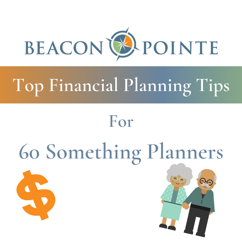 Financial Planning- Top Tips for Sixty Somethings