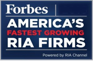 Forbes America's Fastest Growing RIA Firms