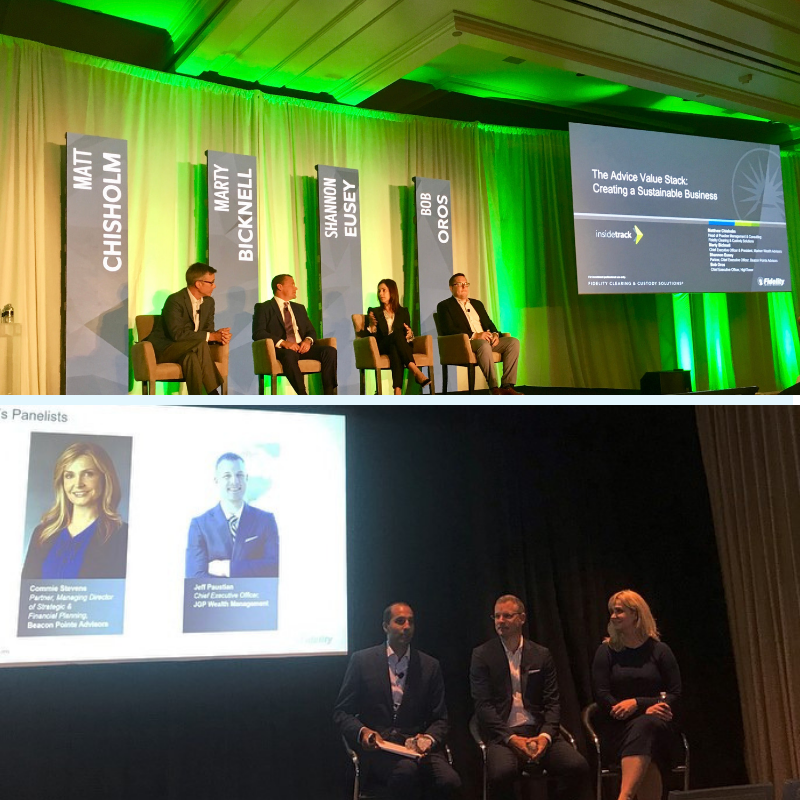 Power Play: Beacon Pointe Flexes Industry Knowledge at Fidelity Inside Track 2019