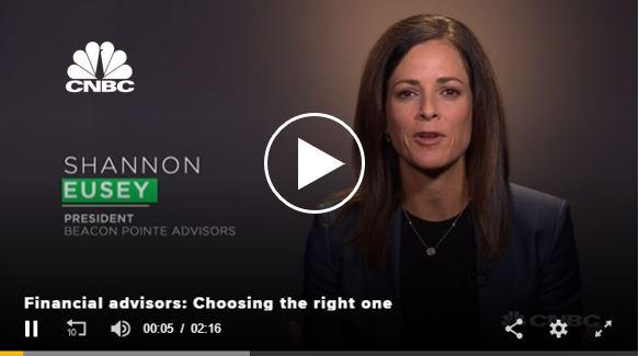 CNBC - Selecting an Advisor