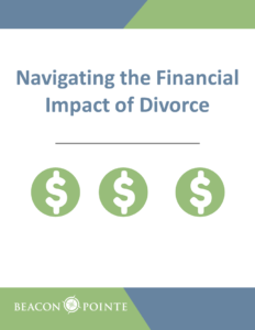 The Financial Impact of Divorce