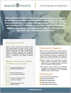 Brochure - Outsourced CIO Services