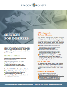 Brochure - Services for Insurers