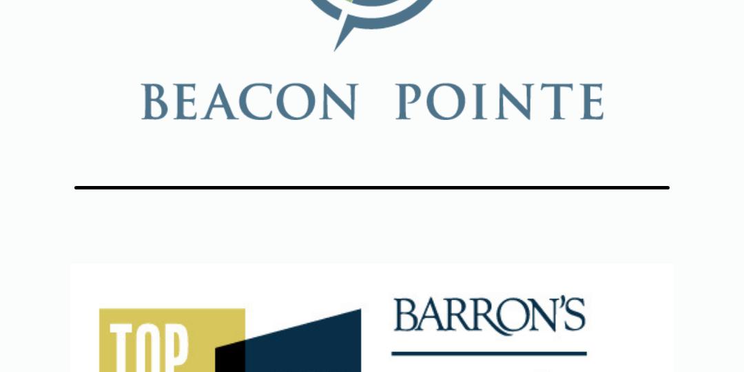 Beacon Pointe Barrons Logos Stacked